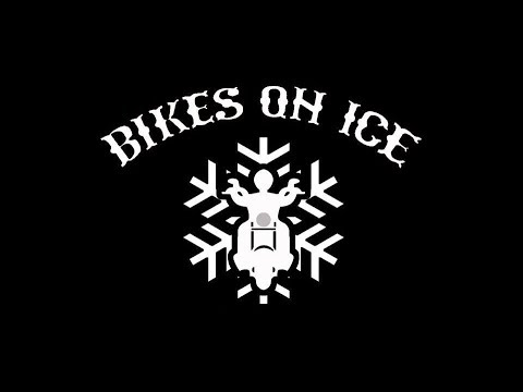 Bikes on Ice 2018 - Road Patrol MC Romania