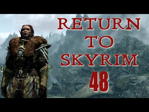 Into the Heart Chamber   Return to Skyrim pt 48