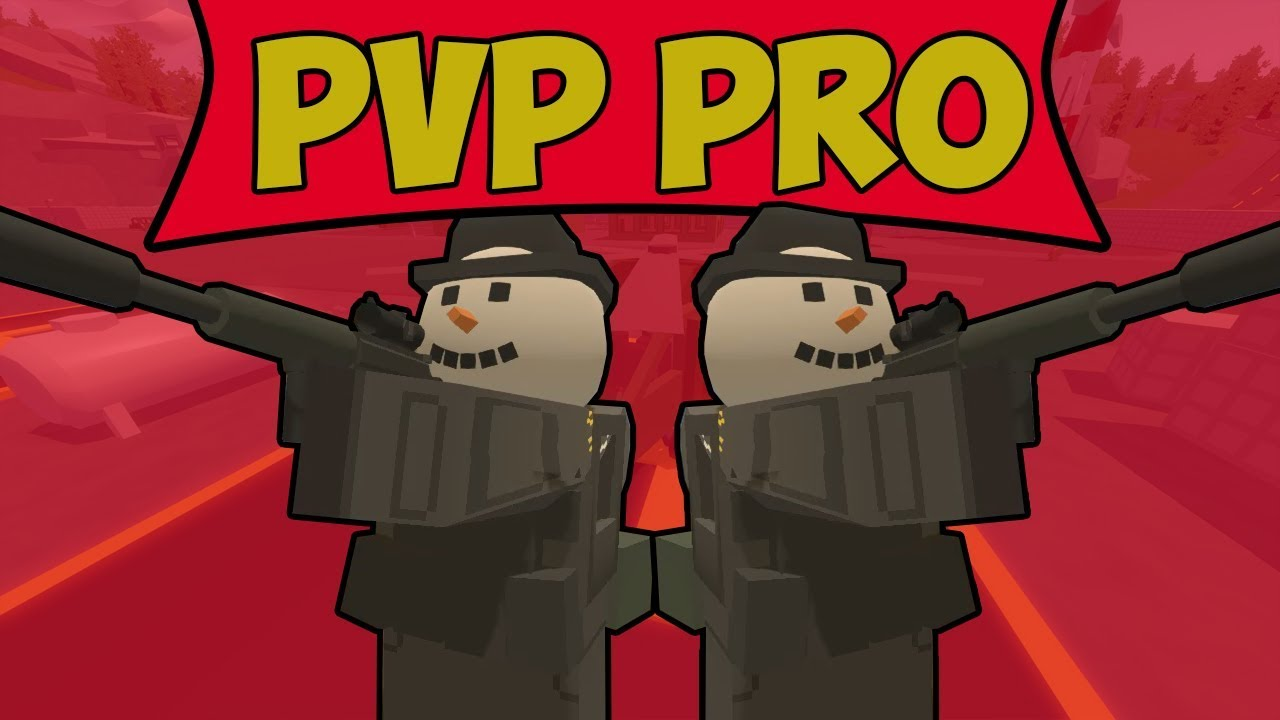 PvP Pros - 2v9 The Best Players on Unturned