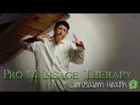 Pro Massage Therapy at Jerusalem Health