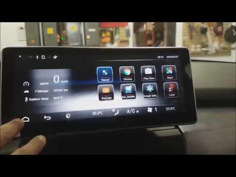 android screen navigation and backup camera. Black Bedroom Furniture Sets. Home Design Ideas