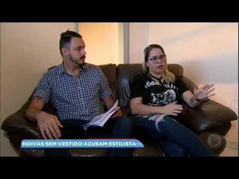 Estilista é acusada de enganar 14 noivas