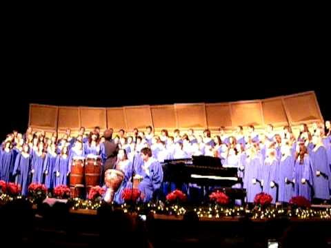 Betelehemu performed by Canby High School Concert ...