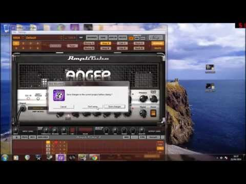 HOW TO INSTALL AMPLITUBE AMP PRESETS, QUICK AND EASY!