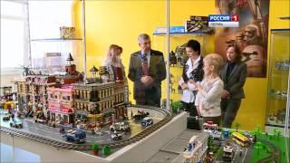 аэропорт города П. уже построен... из конструктора Лего