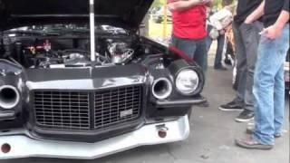 Spectre Performace 1970 Camaro Autocross crash!