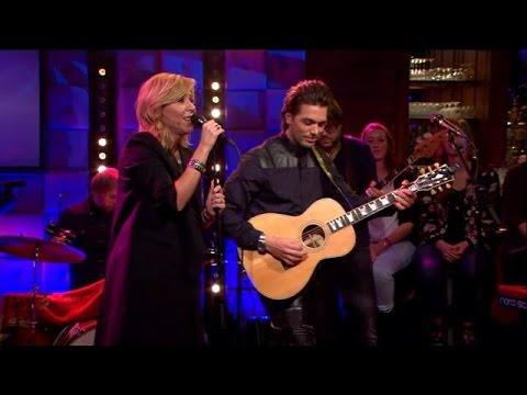 Claudia de Breij & Waylon - Ik mis je zo graag - RTL LATE NIGHT
