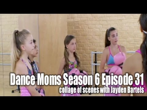 Jayden Bartels appears on Dance Moms!