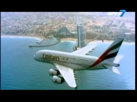 City 7TV- 7 National News- Feature Report- 15 November 2011- Private Jets