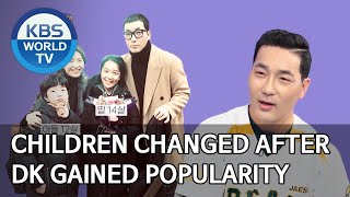 Children changed after Dokwon gained popularity [Happy Together/2020.04.02]
