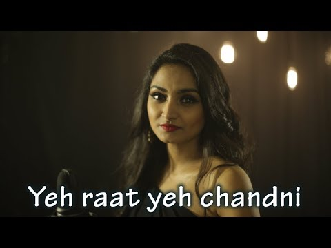 Ye Raat Ye Chaandani Phir Kahan | Sajan Patel | Ft. Hricha Narayana