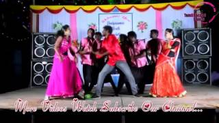 Tamil Record Dance 2016 / Latest tamilnadu village aadal padal dance / Indian Record Dance 2016  420