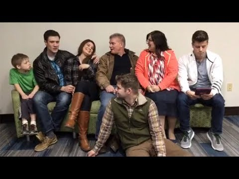 Bringing Up Bates - Bates Family Live: The Proposal