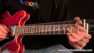 Blues Guitar Lesson - Understanding the Turnaround