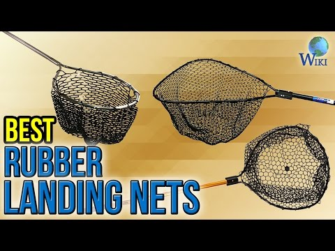 6 Best Rubber Landing Nets 2017