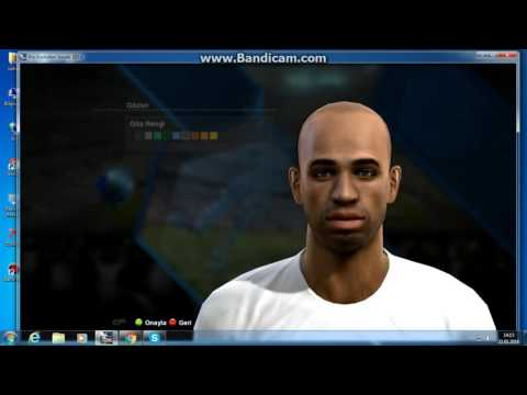 Pes 2013 Thierry