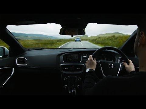 Volvo V40 R-Design | Collision Avoidance System (Auto Trader Partnership)