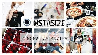 App: InstaSize Tutorial and Review