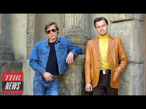 First Look at Quentin Tarantino's 'Once Upon a Time in Hollywood' | THR News