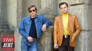 First Look at Quentin Tarantino's 'Once Upon a Time in Hollywood'   THR News