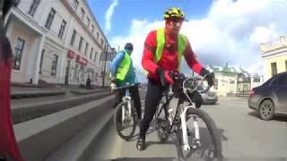 Велопервомай 1 мая ВелоПробег г Омск глазами велосипедиста 249