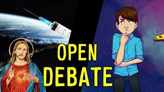 Let's Debate on Science and Philosophy - Open Debate