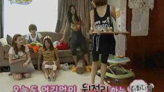 Hello TaeNy  [TaeNy Moment ] SNSD's Hello Baby Ep 14