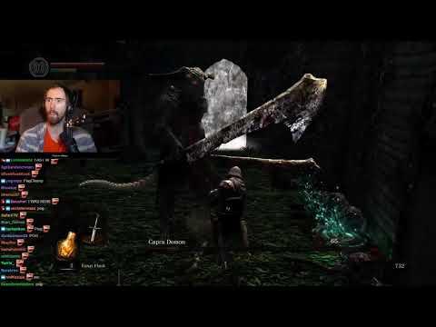 Asmongold's Second Stream of Dark Souls Remastered | FULL VOD