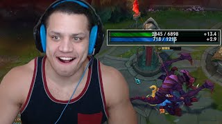 TYLER1: MY BEST DAY IN PRESEASON YET