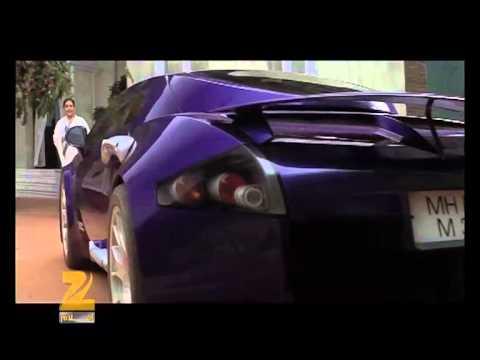 Taarzan The Wonder Car Promo On Zee Aflam June 2013 Youtube