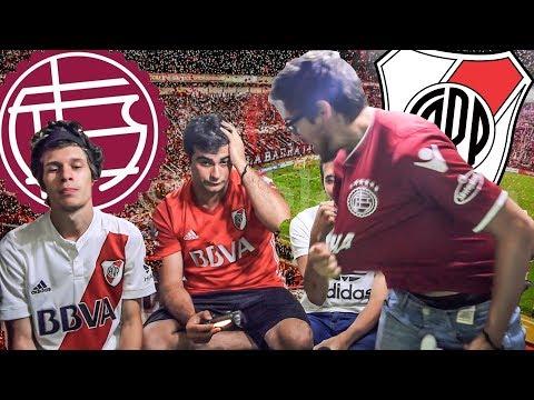 LANUS vs RIVER | Superliga 2018 | PES 2018