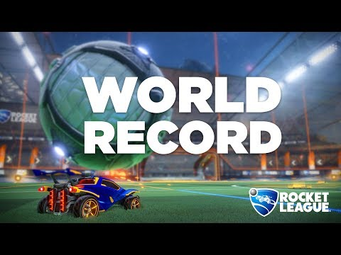 WORLD RECORD Ball Carry in Rocket League 49+ Minutes thumbnail