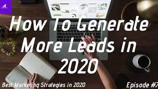 Accrue Agency - Best Marketing Strategies In 2020 🚀