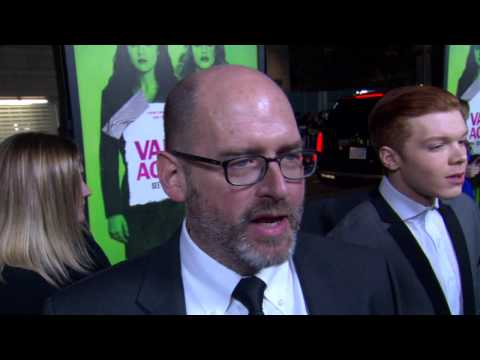 Vampire Academy: Writer Daniel Waters Movie Premiere Interview