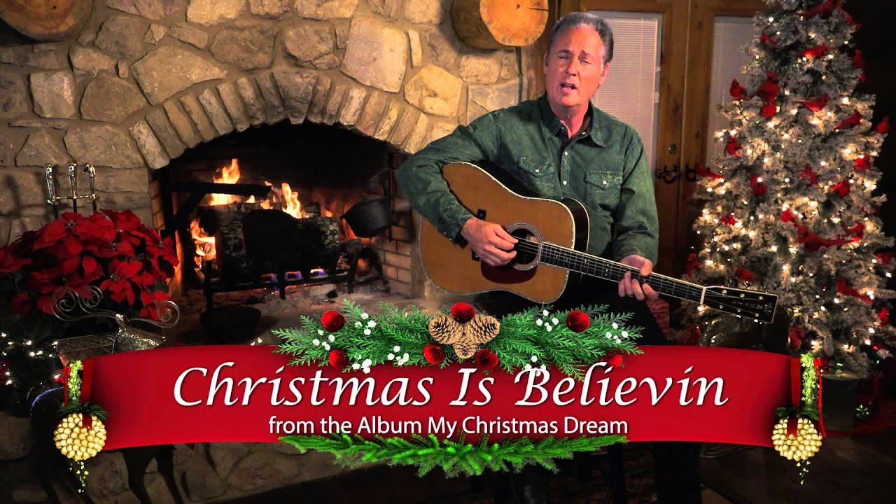 My Christmas Dream.Christmas Is Believing From The Album My Christmas Deam