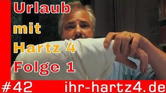 Urlaub mit Hartz 4 - Folge 1 | ihr-hartz4.de #42