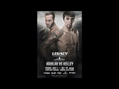 Legacy 57 Prelims - Aaron Vickers vs Elliot Lopez