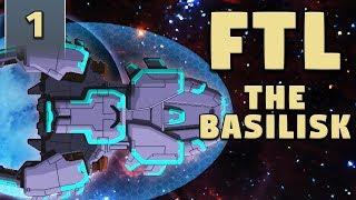 FTL Advanced Edition - The Basilisk [Mantis Type B] - Part 1