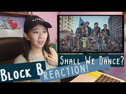 Block B - Shall We Dance Reaction  ♫