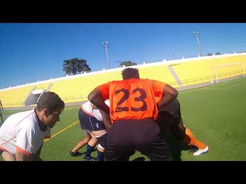UBUNTU vs CRK - 1º Torneio Padre António Vieira  1 parte de 2 (02.07.2017)