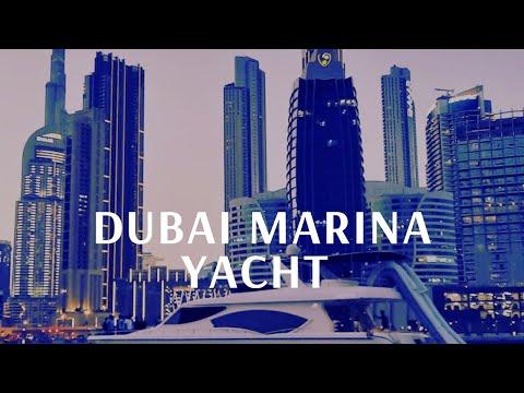 EXPERIENCE DUBAI MARINA YACHT