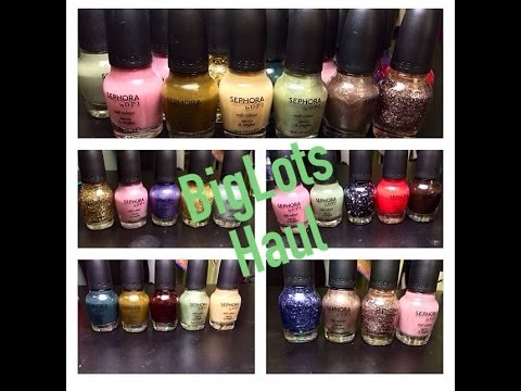 Nail Polish Haul Lots Cvs Walgreens Target