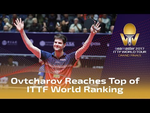 2017 Grand Finals | Ovtcharov Reaches Top of the ITTF World Ranking