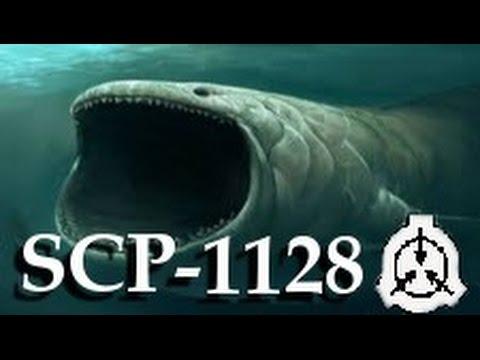 SCP-1128 [The Aquatic Horror] - SCP Files - (Dr. Cool/ Class EUCLID)