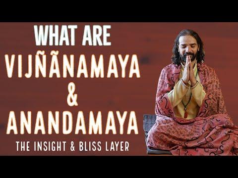 Vijñãnamaya and Anandamaya Koshas – The Insight and Bliss Layer