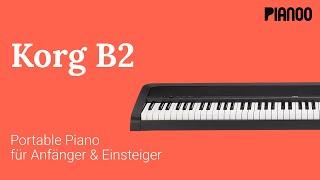 Digitalpiano für Anfänger - Test: Korg B2