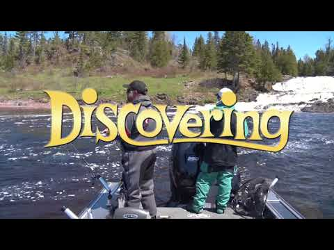 Discovering - Fishing the Keweenaw with Mark Martin, Larry Smith Part 2