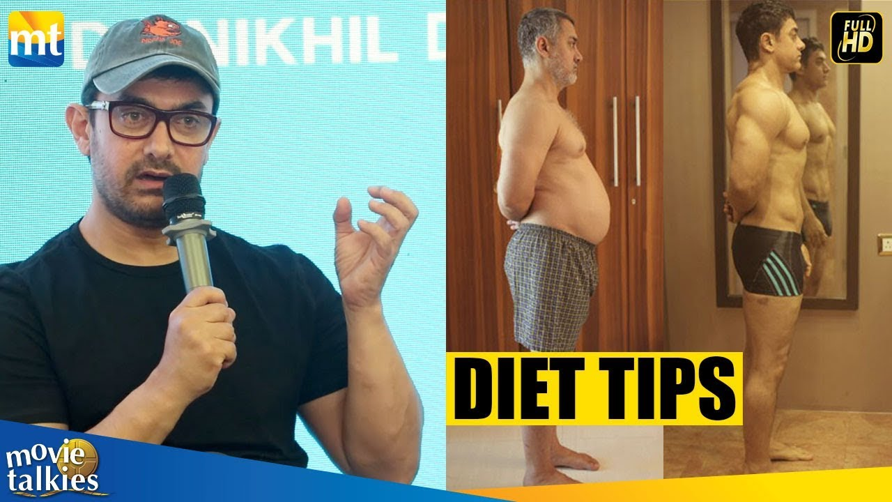 <div>Aamir Khan's Diet Tips For Muscle Building & Weight Loss</div>