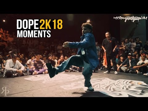 DOPE Moments 2K18 | Beatkilling in Dance Battles 🔥 Episode 2