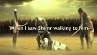 When Fatima (SA) came to Karbala